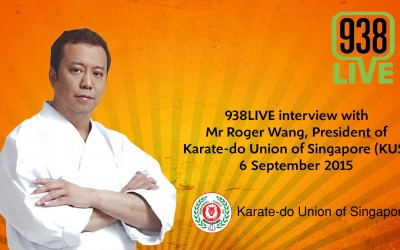 938LIVE interview with KUS President Mr Roger Wang